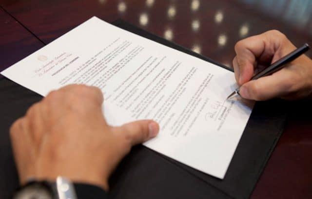 Realizar testamento: un poco de historia