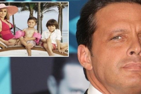 Luis Miguel modifica varias veces el testamento para sus hijos