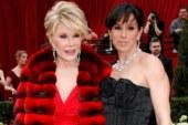 Joan Rivers nombra a su hija albacea de su herencia millonaria
