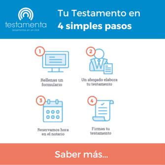 Como hacer el testamento online
