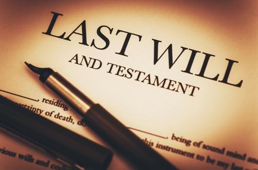 Hacer testamento abierto