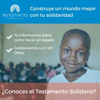 hacer el testamento solidario