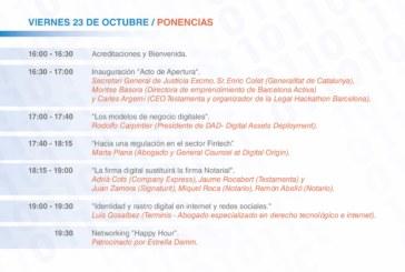 Programa Legal Hackathon Barcelona by Testamenta (2015)