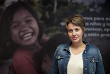 """Sandrine Winkler (Save the Children): """"Incluir a Save the Children en tu testamento es legar a miles de niños y niñas la oportunidad de tener una verdadera infancia"""""""