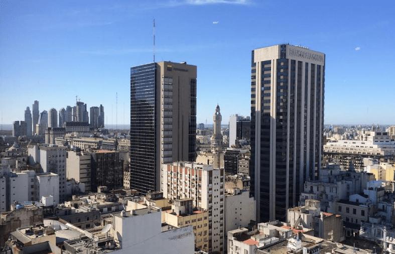 Testamenta Argentina vista Buenos Aires desde Banco Mundial