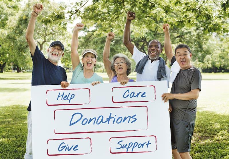 legados solidarios a favor de ONGs