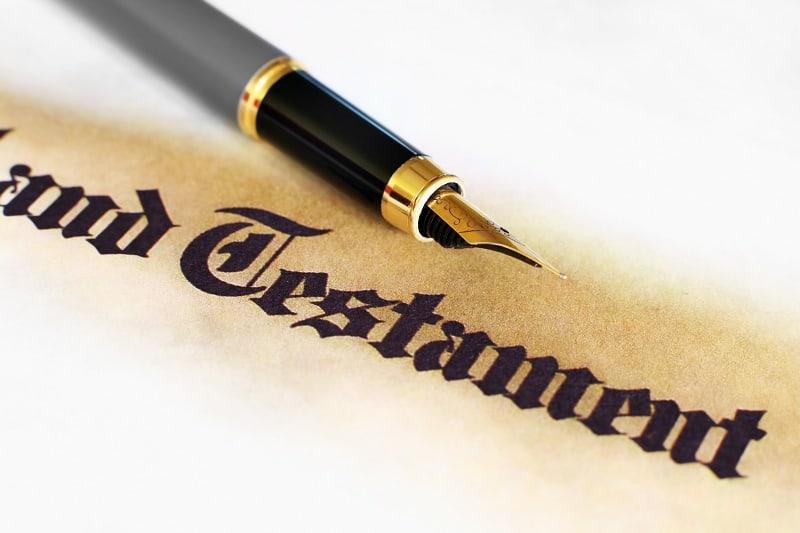 Derechos de la pareja de hecho frente a un testamento