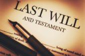 Las ventajas de hacer el testamento con antelación