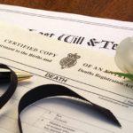 Cómo solicitar certificado de defunción